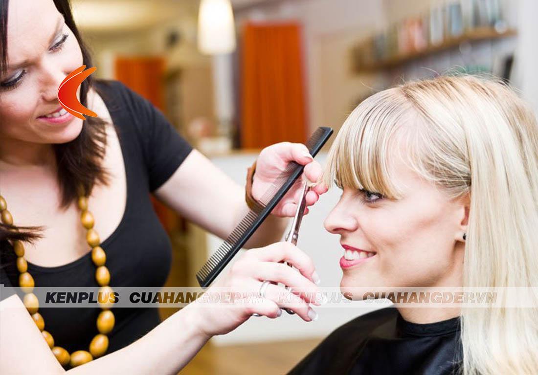 Thiết kế salon tóc - Những tiêu chuẩn không thể thiếu