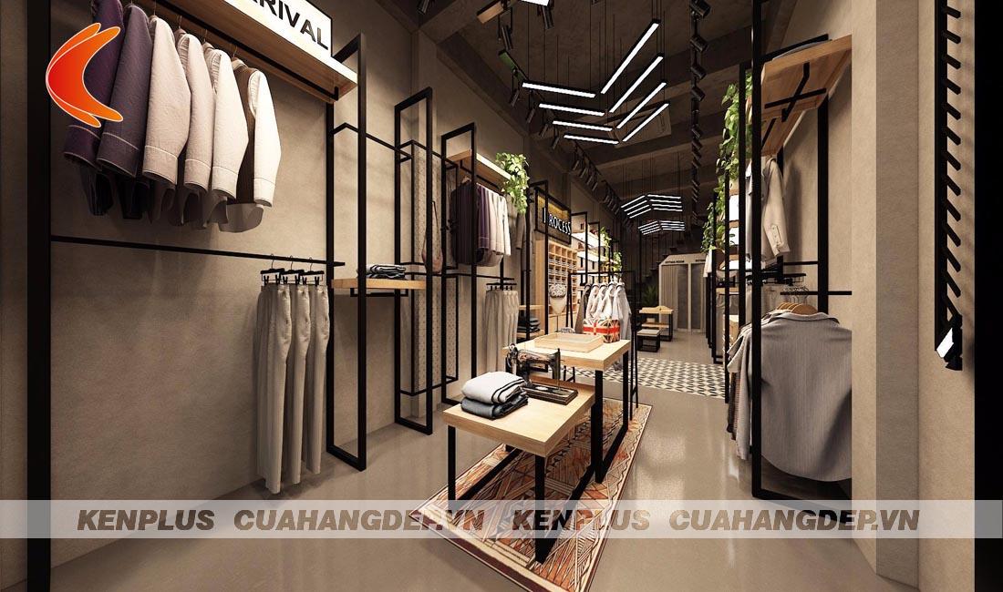 Tư vấn thiết kế shop tại Hà Nội