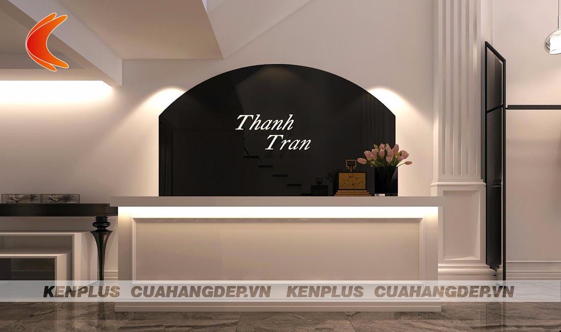 Thiết kế shop thời trang Thanh Trần