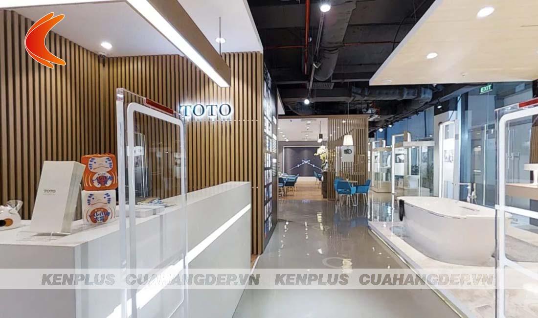 Thiết kế thi công showroom đảm bảo thẩm mỹ công năng